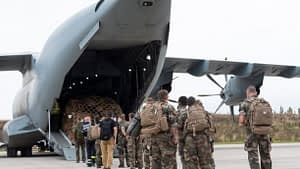 EU blames the US for Obstructing Evacuation in Afghanistan